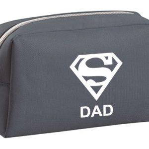 Toilettilaukku isälle